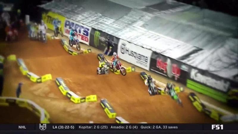 Ama Supercross 2018 Round 7 Arlington Part 2