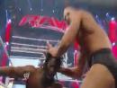 |WM| Antonio Cesaro vs Kofi Kingston - Raw 15.04.2013