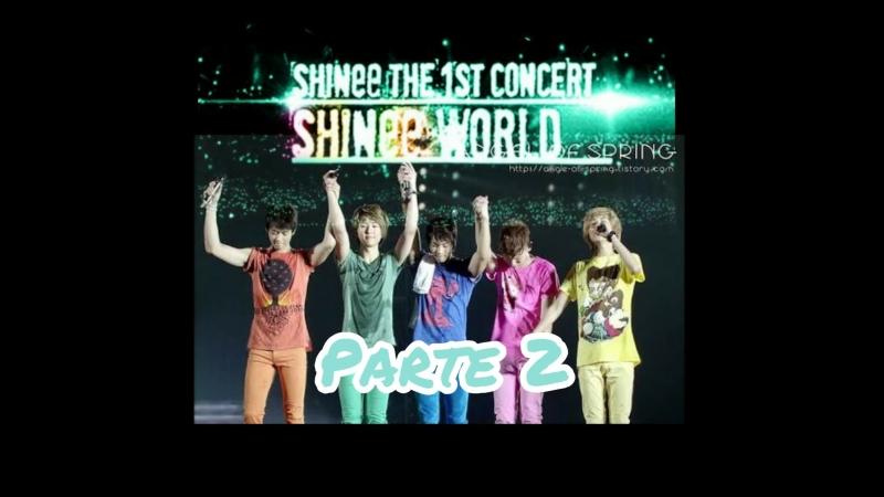 SHINee World Concert I In Seoul DVD2
