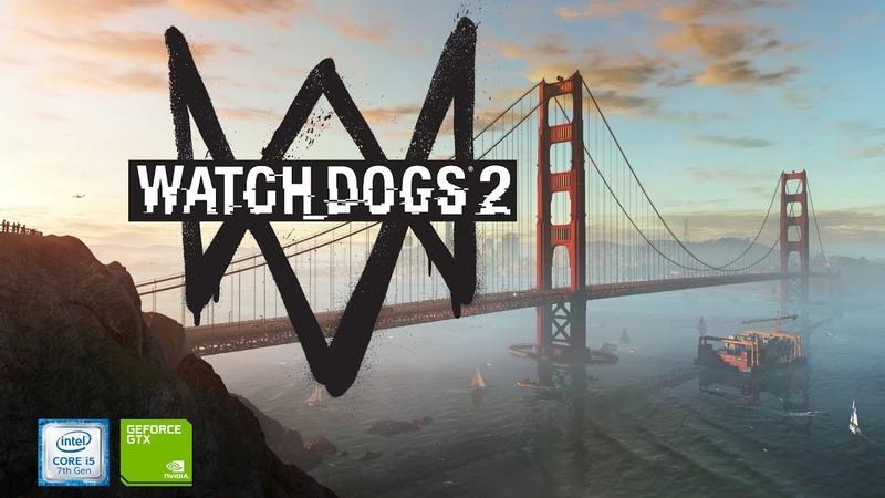 Watch Dogs 2 on Geforce gt 940MX - i5 7200u - 8GB Ram [Acer E5 475G]