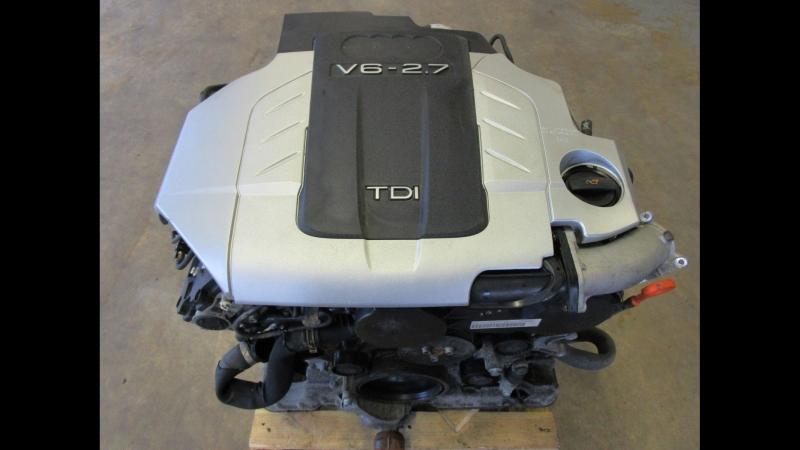 Купить Двигатель Audi A6 2.7 BPP Двигатель Ауди А6 2.7 TDI quattro 2006-2010 Наличие