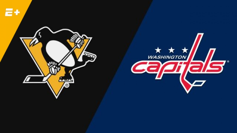 EC / Round 2 / Game 1 / 26.04.2018 / PIT Penguins @ WAS Capitals