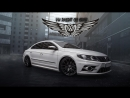BAGGED AIRLIFT PERFORMANCE VOLKSWAGON CC - ROTIFORM - STOOPIDSTANCE