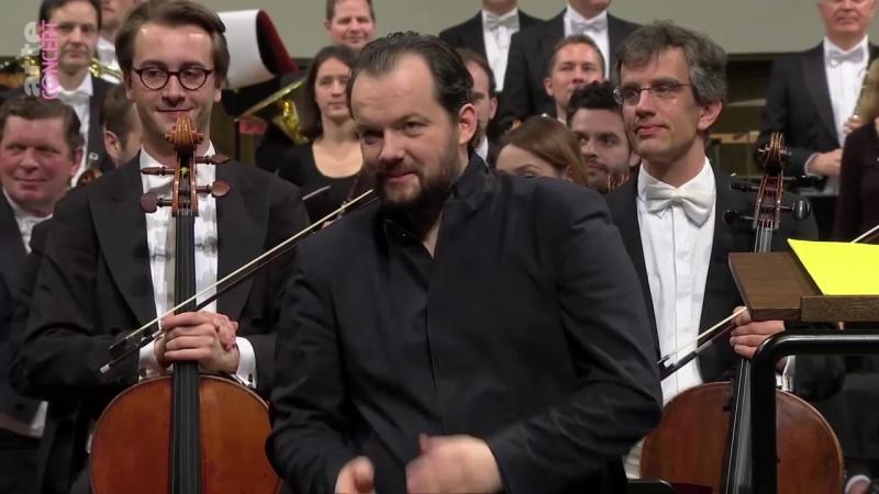 Andris Nelsons dirige Mozart et Tchaïkovski - ARTE Concert