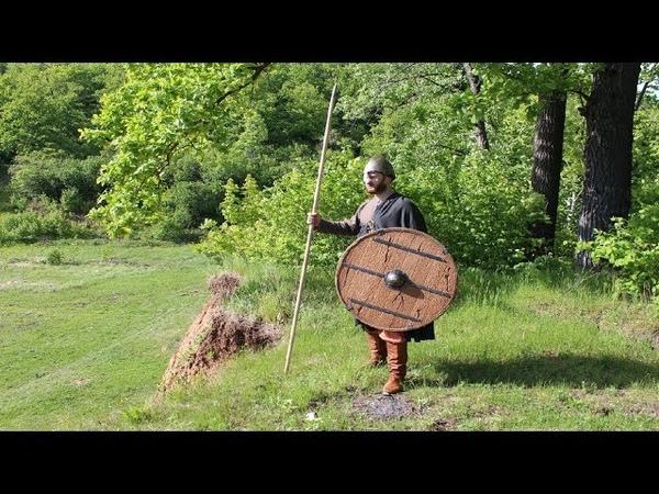 Щит викинга своими руками