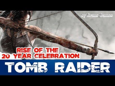 СТРИМ ПРОХОЖДЕНИЕ с СУБТИТРАМИ 3 Rise of the Tomb Raider: 20 Year Celebration