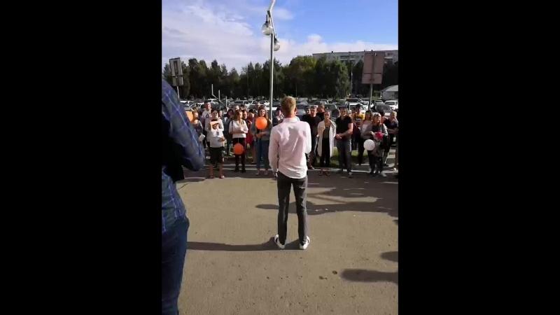 Главный приз ДНС БУМ Барнаул