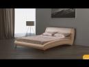 Кровать Corso 2 от ОРМАТЕК создателя лучших решений для сна