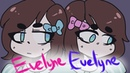 Evelyn evelyn fran bow animatic not finished