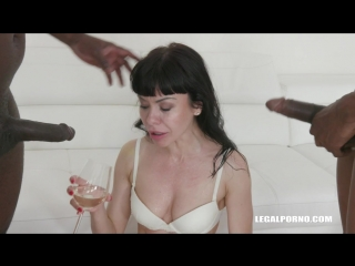 LegalPorno - Sasha Colibri [ Hardcore, Double Anal, Pissing, Pee Drinking, Golden Shower, IR ]