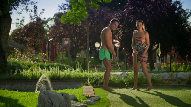 Video - Naturist camp Valalta
