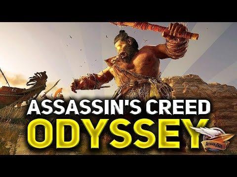 Стрим - Assassin's Creed Odyssey - Прохождение Часть 20 - Убиваем Стеропа