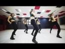 DANCEHALL CHOREO - KONSHENS - ACTION