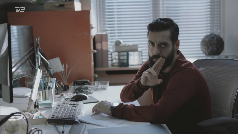 "Greyzone : Season 1, Episode 4 ""A Chance "" (TV 2 2018 DK) (Danish /No subtitle !!)"