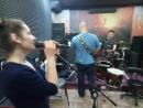 Репетиция группы Кадры ! П***ц ( Ленинград )!