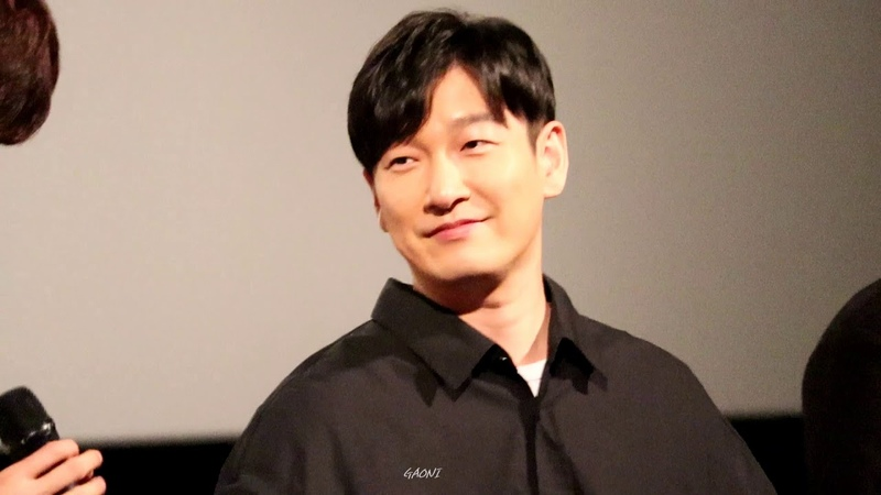 180922 영화 '명당' 무대인사(CGV용산) - 지성,조승우,김성균,이원근,박희곤감독