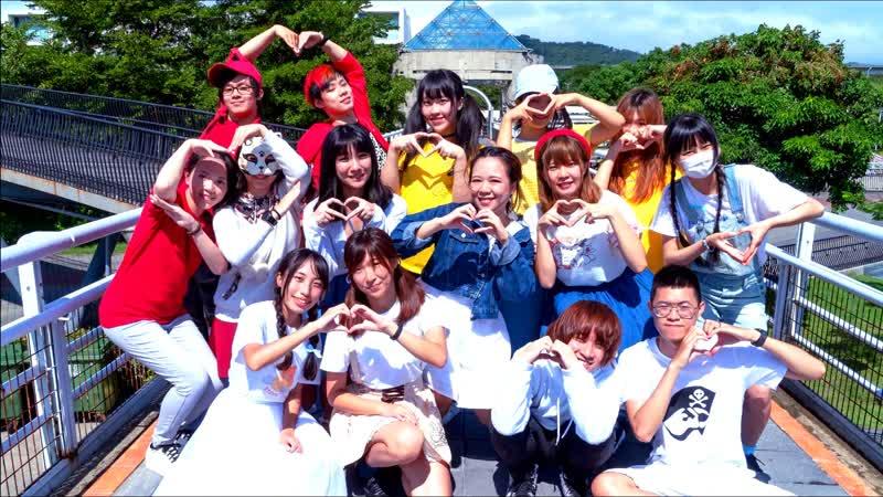 台湾踊り手15人 ワールドワイドフェスティバル 踊ってみた sm34045574