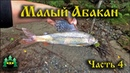 Малый Абакан, рыбалка часть 4 Small Abakan, fishing part 4