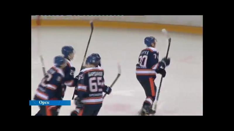 Батыр в полуфинале НМХЛ встретится с Красноярскими рысями