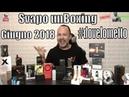 SVAPO UnBoxing GIUGNO 2018 tutte le novità dal mondo dello svapo UnikoSvapo Recensione 2018