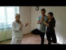 открытое занятие парной йоги
