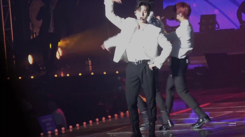 [VK][180825] MONSTA X fancam (I.M focus) - Tropical Night @ THE 2nd WORLD TOUR THE CONNECT ENCORE in Seoul D-1
