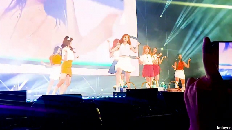 180729 Lovelyz Mi myo Mi myo Lovely Day 2