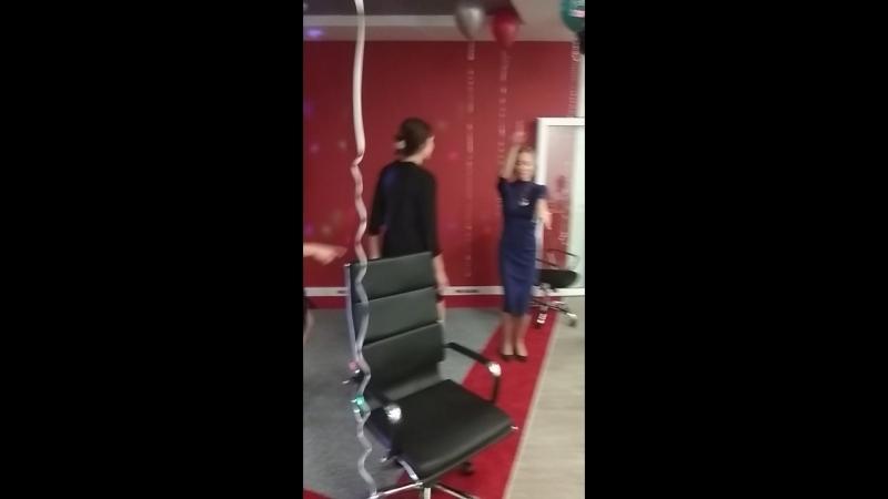 танец со стулом