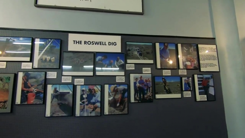 Roswell New Mexico, Area 51, Aliens UFO's