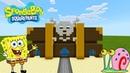 Minecraft Tutorial: How To Make The BargNmart Spongebob Squarepants