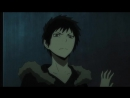 Момент из 9 серии аниме Дюрарара 2 Финал Durarara x2 Ketsu