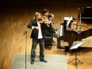 David Garrett Julien Quentin the frist minutes of Tzigane recorded in Leipzig Gewandhaus on May 14th 2010
