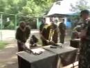 Профильная военно-спортивная смена в ДОЛ Юность (ч.2)