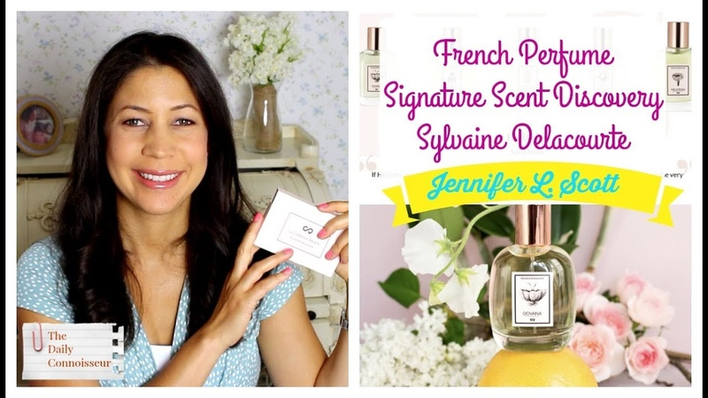 French Perfume | Signature Scent | Sylvaine Delacourte
