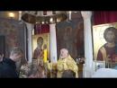 Херувимская песня, Престольный праздник храма в честь Св. Луки Крымского военного госпиталя, г. Рязань, 11-06-2018