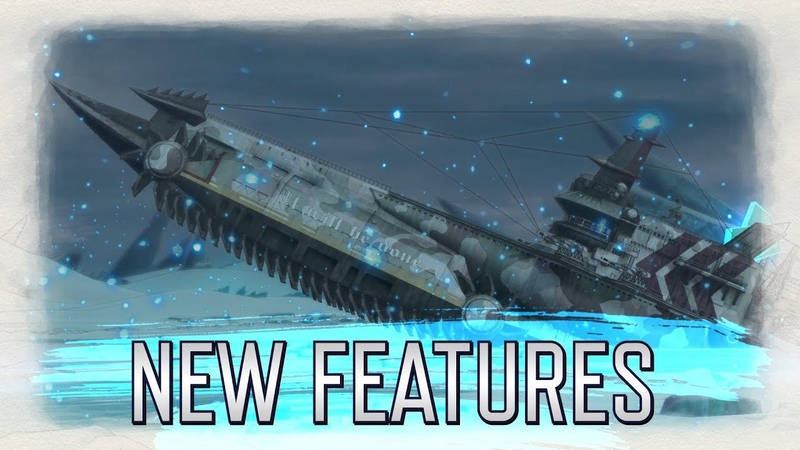 Valkyria Chronicles 4 - New Features