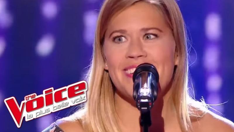 Alphaville - Forever Young   Sofia Landgren   The Voice France 2017   Blind Audition