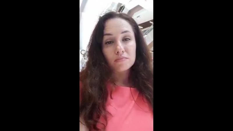 Отзыв Анны Самофаловой о коуч-сиссии.