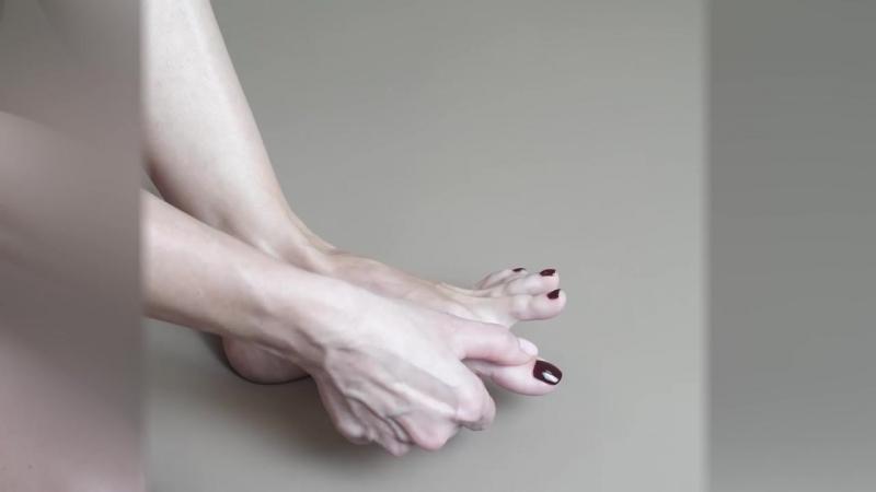 Упражнения для большого пальца ноги.