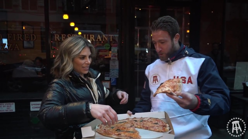 Barstool Pizza Review - Tre Sorelle With Special Guest Jillian Michaels (Bonus Olympic Mistake)
