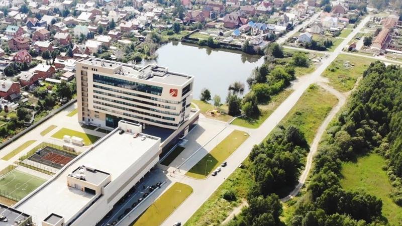 Это самый крутой IT офис на Урале