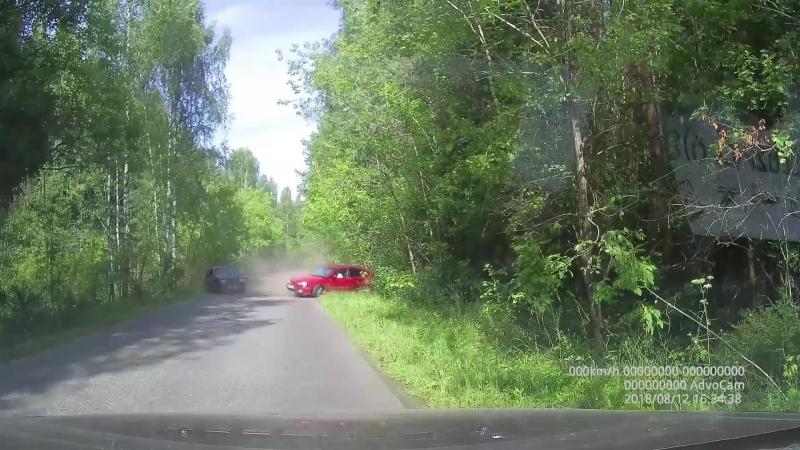 Авария с Богородское д Сколозубка