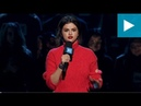 Selena Gomez pays the love forward on the WE Day Stage