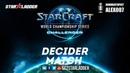 2018 WCS EU Challenger Season 3 — Ro16 Group B Decider Match: UThermal vs Harstem (P)