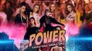 DDU DU PPU POWER - BLACKPINK Little Mix (Mashup) | MV
