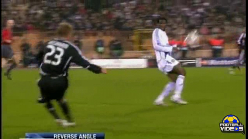 Сезон 2006-07 / Лига Чемпионов / 6 тур / Динамо - Реал