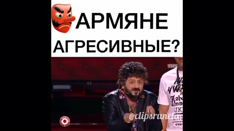 Армяне Агресивные?
