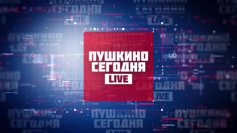 35-й выпуск Пушкино Сегодня LIVE - ВелоПушкино