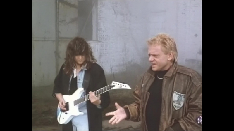 U.D.O. - They Want War - 1987 - Official Video - Full HD 1080p - группа Рок Тусо