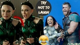 Thor Ragnarok Hilarious Bloopers and Gag Reel - Full Outtakes 2018
